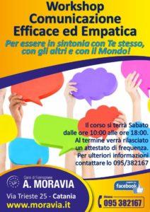In Programmazione – Workshop Comunicazione Efficace ed Empatica