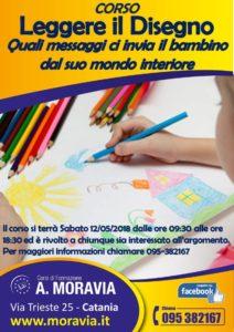 12.05.2018 – Corso per Leggere il Disegno dei Bambini